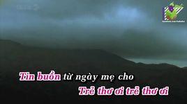 goi ten bon mua (karaoke) - thanh mai