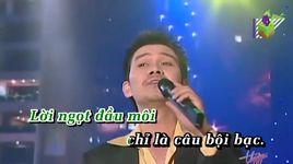 ke boi bac (karaoke) - mai quoc huy