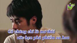 ke co don (karaoke) - huy thai