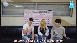160606 jypnation 'rock, paper, scissors' - youngjae vs chansung vs min (vietsub) - got7, 2pm, miss a