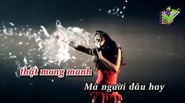 yeu dau theo gio bay (karaoke) - hien thuc