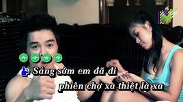 ba xa toi number one (karaoke) - tong gia vy