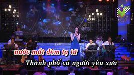 nguoi ngoai pho (karaoke) - hoang chau