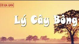 ly cay bong cover (lyrics) - phan ann, thuy vy