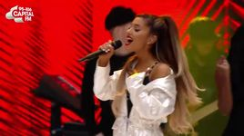 bang bang (live at capitals summertime ball 2016) - ariana grande