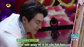 happy camp - ha vien ngoai mung tho ken re (vietsub) - v.a, yoona (snsd)
