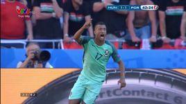 hungary 3-3 bo dao nha: nani ghi ban go hoa (bang f euro 2016) - v.a