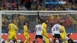 duc 2-0 ukraine highlight (bang c euro 2016) - v.a