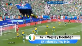 ch ailen 1-1 thuy dien highlight (bang e euro 2016) - v.a