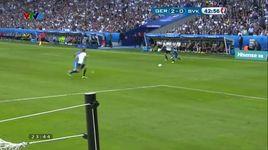 duc 3-0 slovakia: gomez ghi ban thang nang ty so len 2:0 (vong 1/8 euro 2016) - v.a