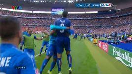 italia 2-0 tay ban nha: pelle ghi ban thang thu 2 cho y (vong 1/8 euro 2016) - v.a
