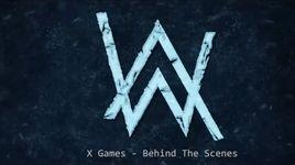 x games oslo (behind the scenes) - alan walker