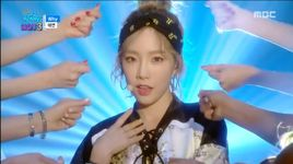 why (160702 music core) - tae yeon (snsd)