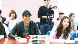 su an y cua hai thay tro trong buoi doc kich ban phim chuyen tinh bac si - park shin hye, kim rae won, v.a