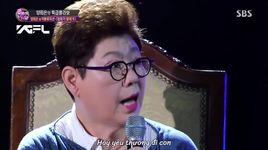 mother to daughter (160710 fantastic duo) (vietsub) - akdong musician, yang hee eun