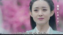 thoi quang but mac (tru tien - thanh van chi ost) (vietsub, kara) - zhang bi chen (truong bich than)