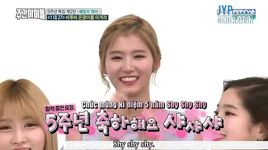 weekly idol (tap 261) (27.07.16) - got7, twice, btob, gfriend