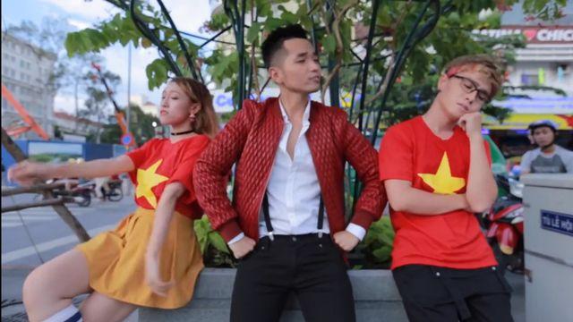 Việt Nam, Đi, Hôn & Yêu (Flashmob)
