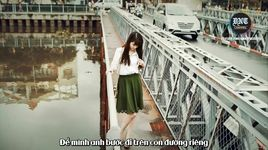 noi em muon (lyrics video) - tuan khuong (ca si giau mat)