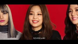 whistle (behind the scenes) - blackpink