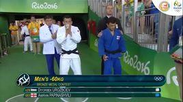 judo nam 60kg chung ket (olympic rio 2016) - v.a