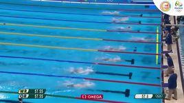boi nam 100m ech ban ket (olympic rio 2016) - v.a