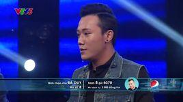 vietnam idol 2016 - gala 4: ha noi tra da via he - ba duy - v.a