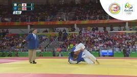 judo nam hang can 90kg chung ket (olympic rio 2016) - v.a