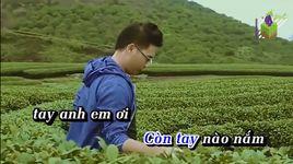mim cuoi cho qua (karaoke) - hamlet truong