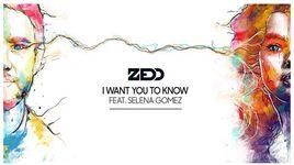 i want you to know (karaoke) - zedd, selena gomez