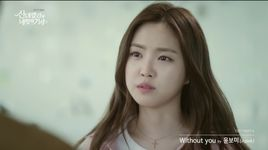 without you (cinderella and four knights ost) - bomi (a pink)