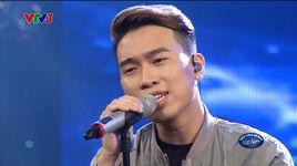 vietnam idol 2016 - gala 7: tai sinh - quang dat - v.a