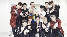 dancing king - exo, yoo jae suk