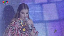 giong hat viet nhi 2016 - liveshow 2: this one's for you - milana - v.a