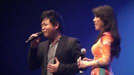 nho nhau hoai (karaoke) - quang le, mai thien van