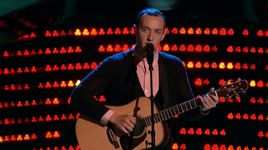 the voice 2016 - blind audition: losing my religion - aaron gibson - v.a
