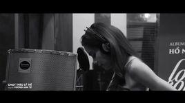 chay theo ly tri (studio session) - ho ngoc ha