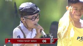 giong hat viet nhi 2016 - liveshow 4: bac lam vuon va con chim sau - trinh nhat minh - v.a