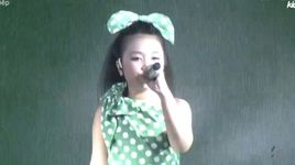 giong hat viet nhi 2016 - liveshow 4: pretty babie (duong cong - loi moi: thieu bao trang) - nguyen hoang mai anh - v.a