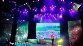 hoa tim luc binh (karaoke) - duong hong loan
