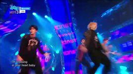 monster (mbc show champion) - exo