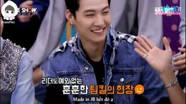 bingo talk @ sbs mtv the show cut 2 (vietsub) - got7