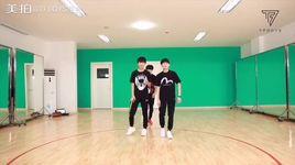 la ban (dance practice) - tfboys