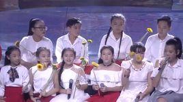 giong hat viet nhi 2016 - liveshow 7 chung ket: noi chap canh uoc mo - top ca - v.a