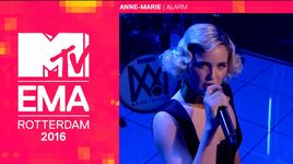 alarm (live from mtv emas 2016) - anne marie