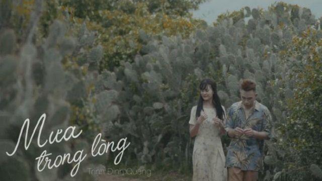 Video Mưa Trong Lòng (Teaser)Trịnh Đình Quang