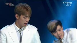skydive (asia artist awards 2016) - b.a.p