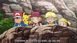 pokemon xy & z (tap 4 - vietsub) - v.a