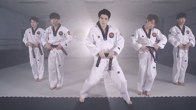 Blood Sweat & Tears (Taekwondo Version) - BTS (Bangtan Boys)