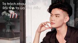 good bye my love (lyric video) - dao ba loc